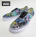 【VANS】 AUTHENTIC  MULTI FLORAL   26.5cm/US8.5