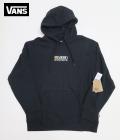 【VANS】 HOODIE/パーカー BLENDLINE OVERS/Sサイズ