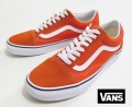 【VANS】 OLD SKOOL/Flame White 26.5cm/US8.5