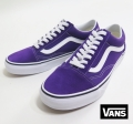 【VANS】 OLD SKOOL/Petunia White 26.5cm/US8.5