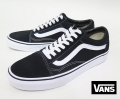【VANS】 OLD SKOOL  BLK/WHT  26.5cm/US8.5