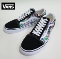 【VANS】 OLD SKOOL  MASH UP STICKERS 26.5cm/US8.5