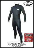 国内最強起毛素材 【送料無料】 thw wetsuits 【セミドライ/インナーネック標準装備】 クラシック 【エアフレイム マイティー仕様】レディースあり