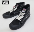 【VANS】 SK8_HI  138 SF  BARBED/BLACK