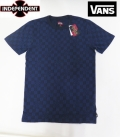 【VANS/バンズ】 INDEPENDENT コラボ/Tシャツ JACQUARD/Sサイズ(USAサイズ)