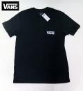 【VANS】 ポケットTシャツ OFF THE WALL ブラック USA企画商品
