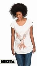 NIKITA【ニキータ】 Tシャツ LOWER GROUP Tee/WhiteSand