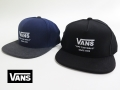 【VANS/バンズ】 B.B CAP/キャップ HUCKS ll