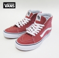 【VANS】 SK8_HI    Faded Rose/True White 24.0cm/US6.0
