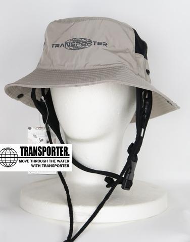 TRANSPOTER(トランスポーター) サーフハット グレー/キッズサイズ