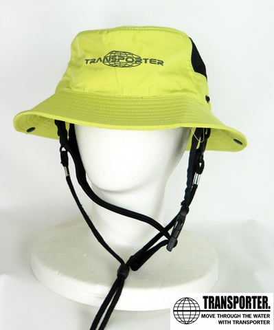 TRANSPOTER(トランスポーター) サーフハット イエロー/キッズサイズ