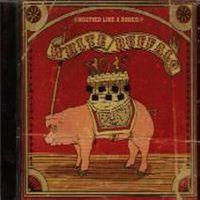 『Hogtied Like A Rodeo/The White Buffalo』 CD