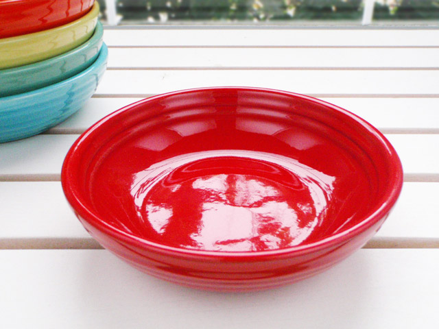 BAUER BERRY BOWL レッド