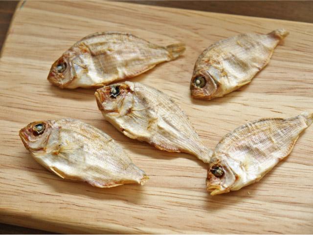 みちのくファーム 豆鯛