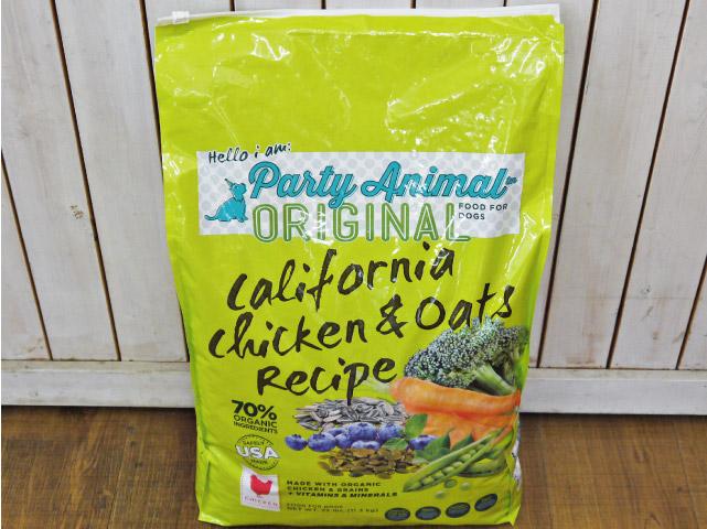 パーティアニマル カリフォルニアチキン 11.3kg