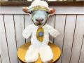 ドッグトイ 犬のおもちゃ リアルプリント ジャンボひつじ