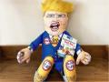 ドッグトイ 犬のおもちゃ トランプさん Lサイズ