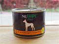 NUTRIPE ニュートライプ サーモンとチキン&グリーンラムトライプ 185g