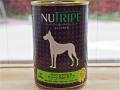 NUTRIPE ニュートライプ ベニソンとラム&グリーンラムトライプ 390g