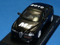 M4 1/43 アルファロメオ 156 GTA トイフェア ニュルンベルク 2010 (ブラック) 限定198台