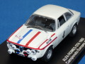 M4 1/43 アルファロメオ GTA 1600 1967 ヨーロピアン チャンピオンシップ No.4