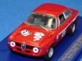 M4 1/43 アルファロメオ ジュリア 1600 GTA ボーノ 1969 No.37