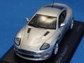 ミニチャンプス 1/43 アストンマーチン ヴァンキッシュ S 2004 (シルバー)