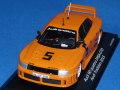 ミニチャンプス製 (テクノクラシカ2015 限定) 1/43 アウディ 90 クアトロ IMSA GTO No.5 (オレンジ) 限定333台