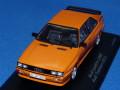 ミニチャンプス製 (テクノクラシカ2013 限定) 1/43 アウディ クアトロ 1980 (オレンジ) 限定333台