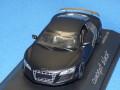 シュコー 1/43 アウディ R8 GT (コンセプトブラック)