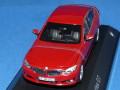 パラゴン製 (BMW 特注) 1/43 BMW 3-Series GT (メルボルンレッドメタ)