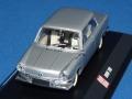 ミニチャンプス製 (Auto-Bild 特注) 1/43 BMW 700 1959-1965 (シルバー) Edition2009 50周年記念バージョン 限定300台