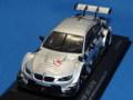 ミニチャンプス製 (トイフェア2013 限定) 1/43 BMW M3 DTM (シルバー) 限定576台