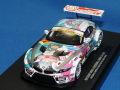 GSR 1/43 初音ミク グッドスマイル BMW Z4 2011 富士優勝 バージョン No.4