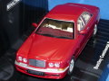 ミニチャンプス 1/43 ベントレー コンチネンタル R 1996 (レッドメタ)