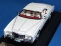 プレミアムX 1/43 キャデラック エルドラド クローズド・コンバーチブル 1976 (ホワイト) 建国200周年記念モデル
