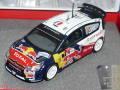 ノレブ 1/43 シトロエン C4 2010 WRC ラリー・フランス 優勝 No.1 (ワールド・チャンピオン記念パッケージ)