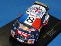 イクソ 1/43 シトロエン DS3 WRC 2011 ウェールズ GBラリー No.1 (フランス国旗付)