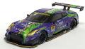 MiniGT (EVA Racing 特注) 1/64 エヴァ RT TEST TYPE-01 X WORKS GT-R SGT300 2019 No.33