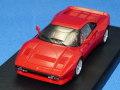 アイドロン 1/43 フェラーリ 288 GTO オプショナル・エクイップメント・バージョン 1984 (レッド)