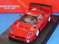 アイドロン 1/43 フェラーリ F40 GTE/96 ストリート 2nd バージョン 1996 (レッド)