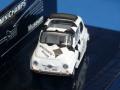 ミニチャンプス製 (ミニチャンプス・ミュージアム特注) 1/64 フィアット 500 Minichamps Jahresmodell 2008 Museum