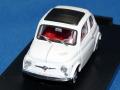 ブルム 1/43 フィアット 595SS アバルト ストラダーレ 1965 (ホワイト)