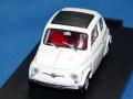 ブルム 1/43 フィアット 695SS アバルト ストラダーレ 1965 (ホワイト)