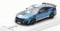 トゥルースケール 1/43 フォード マスタング シェルビー GT500 (フォードパフォーマンスブルー)