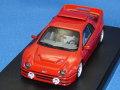 ミラージュ 1/43 フォード RS200 (レッド)