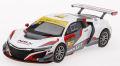 MiniGT (香港限定) 1/64 ホンダ NSX GT3 Honda Racing 2017 マカオGP No.84