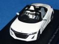 エブロ 1/43 ホンダ S660 コンセプト 2013 東京モーターショー (パールホワイト)