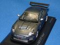 ミニチャンプス 1/43 ジャガー XKR GT3 2008 (グレーメタ)