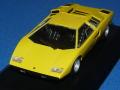 マキシチャンプス 1/43 ランボルギーニ カウンタック LP400 1970 (イエロー)